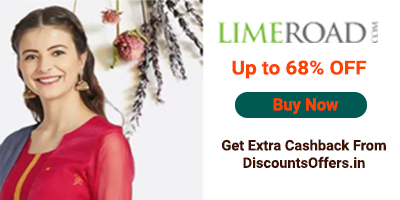 limeroad offers and deals